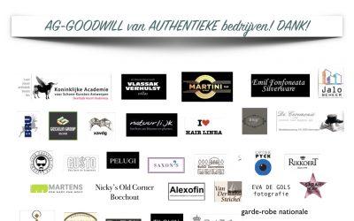 De authentieke ondernemers die AG steunden